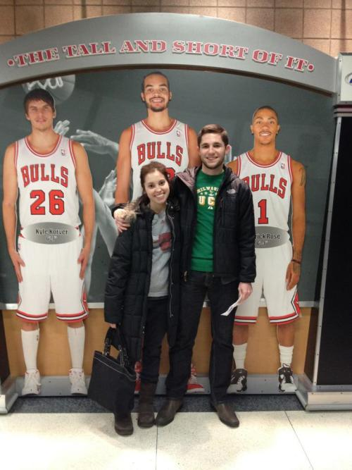 first bulls game