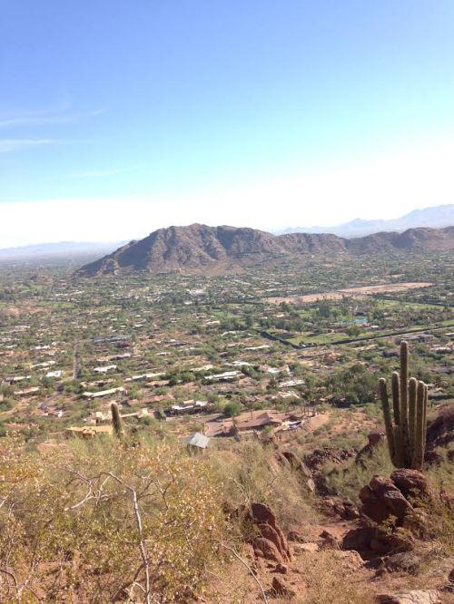 Hiking view (image)